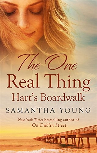 YOUNG Samantha  - The Hart's Boardwalk : tome 1 - The One Real Thing 51ak49bG9%2BL