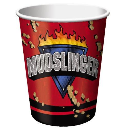 Creative Converting Mudslinger Beverage Count