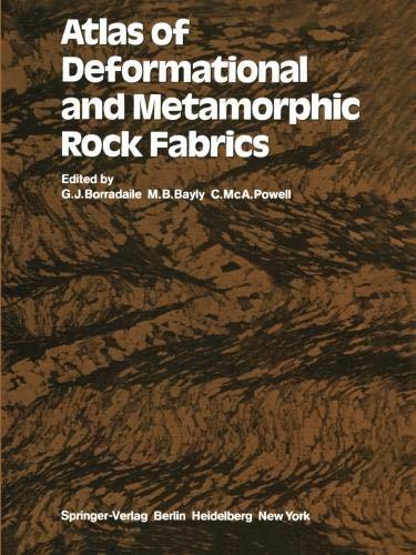 Atlas of Deformational and Metamorphic Rock Fabrics