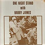 ONE Night Stand with Harry James At the Astor Vinyl Lp Record Album