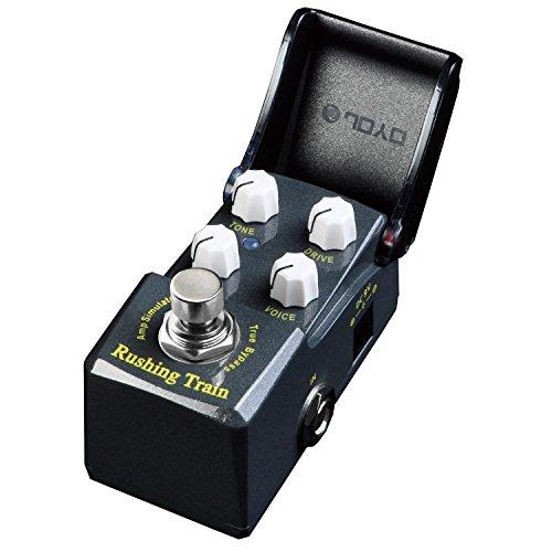 joyo jf 306 rushing train amp sim mini guitar effects pedal ironman buy online in uae. Black Bedroom Furniture Sets. Home Design Ideas