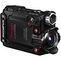 Olympus TG-Tracker with 1.5-Inch LCD (Black) Basic Intro Review Image