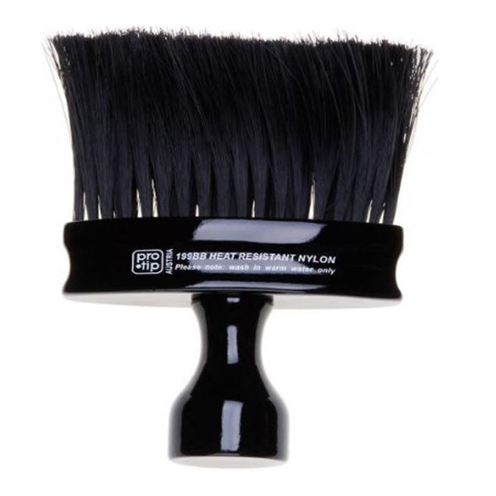 Denman Pro Tip Neck Brush Black Pro-Tip