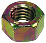 The Hillman Group 180415 Grade 8 Hex Nut, 5/8-Inch by 11-Inch, 25-Pack