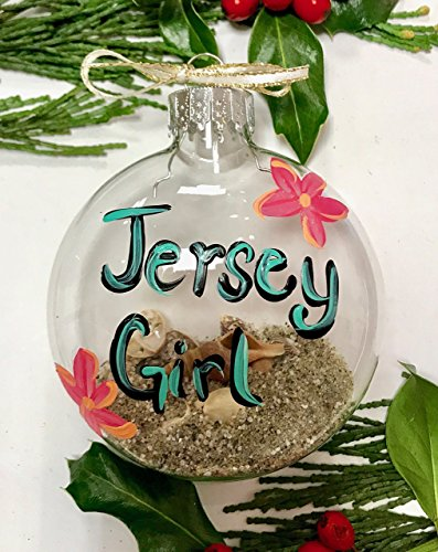 Jersey Girl Shore Beach NJ Christmas - Shore Kids Jersey