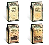 dry cheese - Wildwood Soup Mix Bundle (4 Pack): Classic Black Bean Chili, Classic Tortilla, Beer Cheese and Creamy Potato