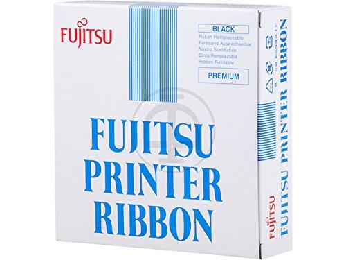 Schwarz Fujitsu KA02086C802 Fabband Nylon passend f/ür DL3700 5 Miollionen Zeichen