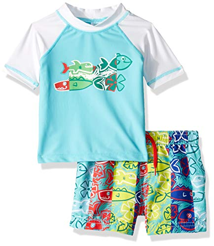 infant shark swimming suit - 8
