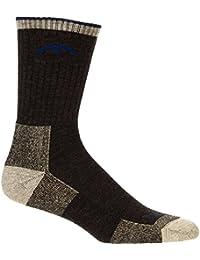 Vermont Merino Wool Micro Crew Cushion Sock, Chocolate, Medium(8-9.5)