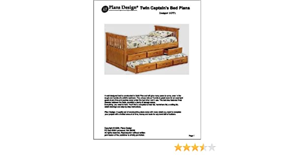 Cool Childrens Twin Bed With Trundle Drawer Woodworking Plans 1Cpt1 Short Links Chair Design For Home Short Linksinfo