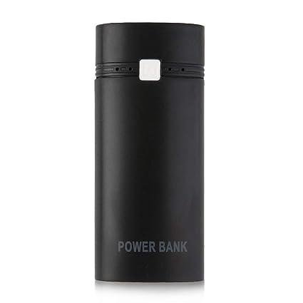 Heaviesk El más Nuevo portátil USB Power Bank Case DIY Kit ...
