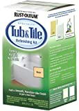 Rust-Oleum 7862519 Tub And Tile Refinishing 2-Part Kit, Biscuit