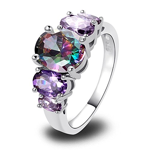 ayt-brand-new-85ct-genuine-rainbow-fire-mystic-topaz-solid-925-sterling-silver-ring-vintage-jewelry-