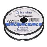 Izorline 27035 Platinum Co-Polymer Mono Line, 8-Pounds by 300-Yards, Clear