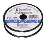 Cheap Izorline 27073 Platinum Co-Polymer Mono Line, 20 lb/300 yd, Clear