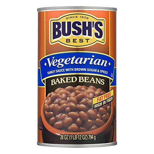 Bush's Best, Vegetarian Baked Beans, 28oz Can (Pack of - Bushs Baked Beans Best