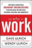 The Why of Work 1st Edition