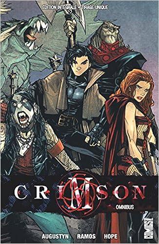 Crimson omnibus : L'odyssée d'Alex Elder