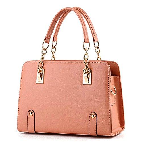 BeAllure Women's Pink Ladies Stylish Handbag for Designer Top Handle rrdp8