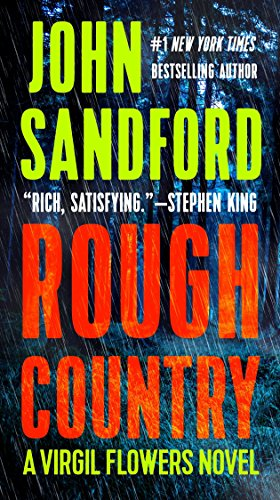 Country Series - Rough Country (A Virgil Flowers Novel)