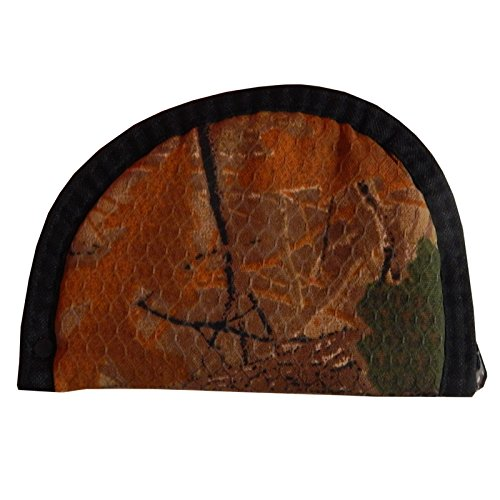 Assorted Earthtone and Camo Fabric Pistol Case Size: 6