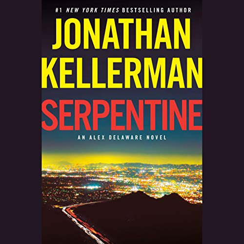 Book Cover: Serpentine: An Alex Delaware Novel