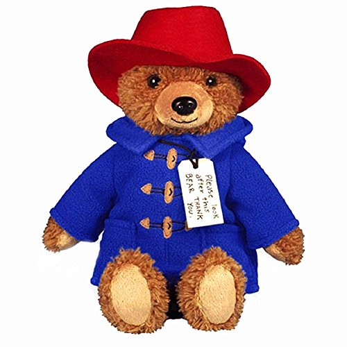 Yottoy Big Screen Paddington Bear 8.5 Soft Toy - Paddington Bear Teddy