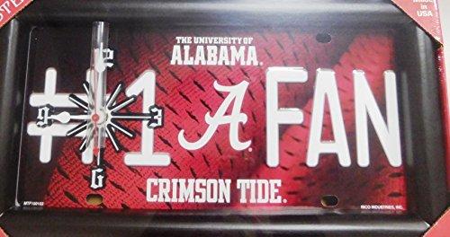 Alabama Crimson Tide~University of Alabama #1 Fan Quartz ()