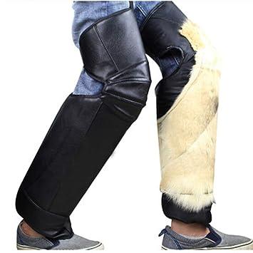 Amazon.com: SURLA - Mallas de invierno para rodilleras de ...