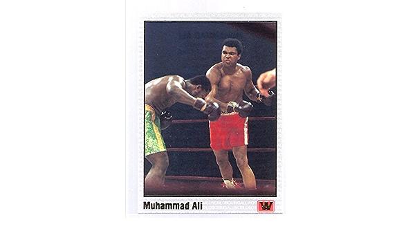 1991 MUHAMMAD ALI CASSIUS CLAY VS.JOE FRAZIER III BOXING CARD LEGENDS!
