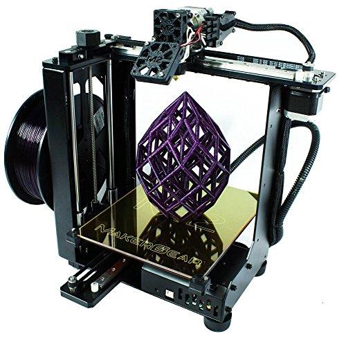 MakerGear M2 Desktop 3D Printer (Best 3d Printer For Architects)