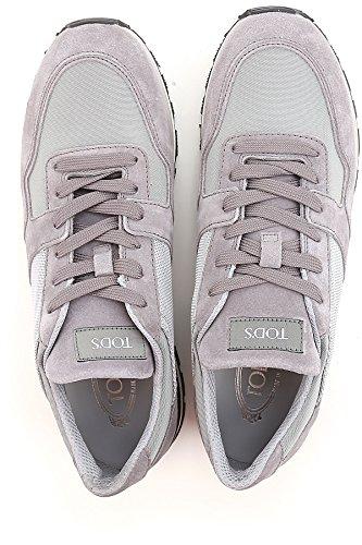 Tods Sneaker Multi Tessuto da Running Grigio XXM0XH0Q803H8W