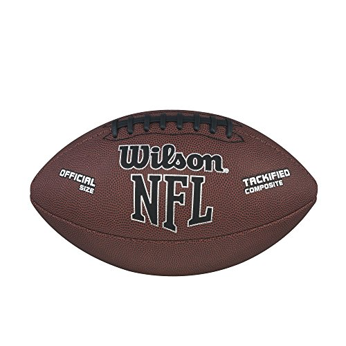 Pro Game Football (Official Size) (Wilson Nfl Autograph)