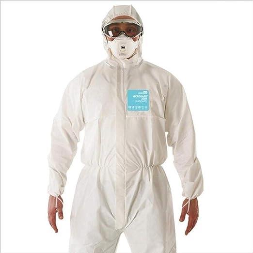 WD FHF El Traje de protección, Química Ropa de protección Anti ...