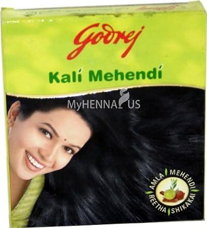 1b4203710aaf7 Amazon.com : Godrej Kali Mehandi : Hair Hennas : Beauty