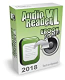 Text to Speech Software Audio Reader XL (2018) - Text to Voice Reader (American) for Windows PC - The TTS Reader is very easy to use