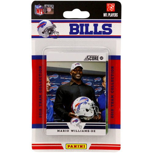 NFL Buffalo Bills 2012 Score Team Set (Images Sports Buffalo)