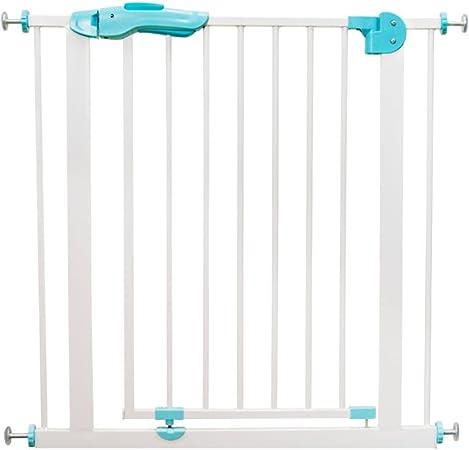 Barandilla de la Cama ZR \ Puerta de Seguridad \ obstáculo de la Escalera del Niño \ barandilla del bebé \ Puerta corredera \ barandilla aislada: Amazon.es: Hogar