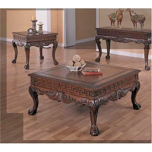 3 Piece Occasional Table Set By Coaster Furniture ()
