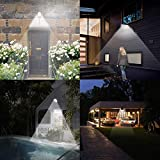 Aqonsie 48 Led Remote Solar Lights Outdoor
