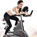 RJJBYY-Cyclette-Indoor-Spin-Bike-per-Ciclismo-Cyclette-Indoor-per-Ciclismo-Professionale-Sedile-Comfort-Cyclette-Verticale-Cicli-da-Studio-Indoor-Allenamento-Aerobico-Fitness