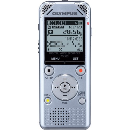 Used, Olympus WS-801 Voice Recorder for sale  Delivered anywhere in USA