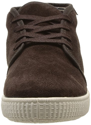 Serraje Marron Chukka Victoria Mode Mixte Baskets Adulte Bwqc5fCF