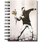 Livro agenda Banksy 2019/20 (bianual)