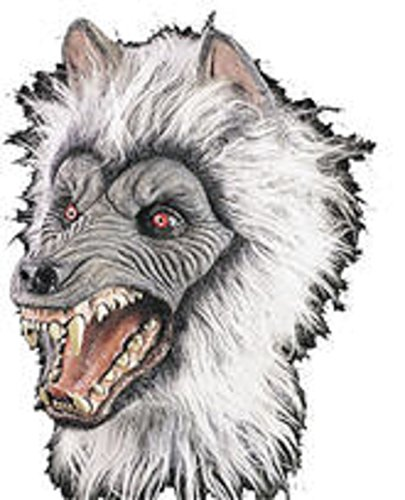Wolf Adult Mask (Wolf Masks For Adults)