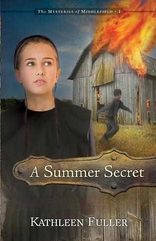 book cover of A Summer Secret