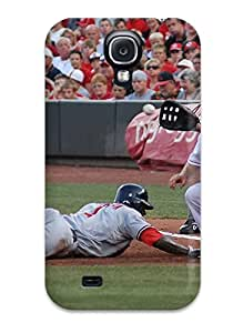 Albert R. McDonough's Shop cincinnati reds MLB Sports & Colleges best Samsung Galaxy S4 cases 1702834K166198855
