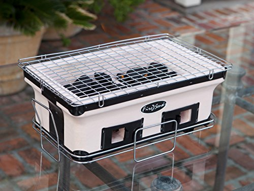 fire sense large yakatori charcoal grill buy online in ksa lawn patio products in saudi. Black Bedroom Furniture Sets. Home Design Ideas