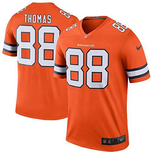 Nike Demaryius Thomas Denver Broncos Color Rush Legend Dri-FIT Jersey - Men's Small