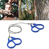 Sumanee Emergency Travel Survival Gear Stainless Steel Wire Saw Outdoor Camping Hiking